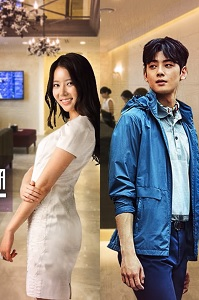 Мой ID - Красотка с Каннама / My ID Is Gangnam Beauty / Nae IDneun Gangnammiin (2018)